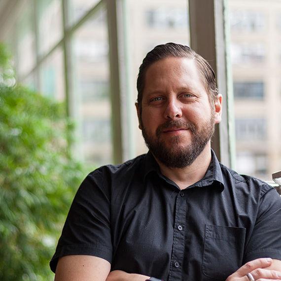 Dave Roberts, Executive Creative Director